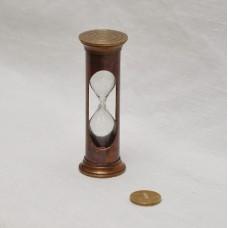Песочные часы в бронзовом корпусе Stanley London