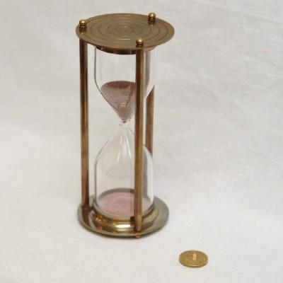 Песочные часы бронзовые