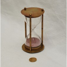 Песочные часы 5 дюймов бронза