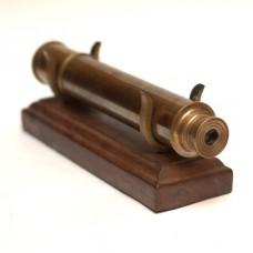 Подзорная труба настольная кабинетная 16-ти кратная Stanley London 1880