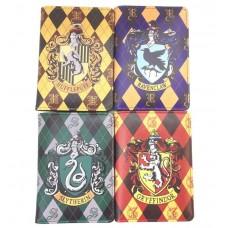 Обложка для документов Гарри Поттер (Гриффиндор, Слизерин, Когтевран, Пуффендуй) в ассортименте
