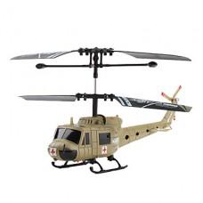 2-канальный военный вертолет (армейский зеленый цвет)