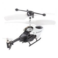 3,5-канал 80мм белый Инфракрасный пульт дистанционного управления вертолетом для iPhone, IPad и Android (батарейки)