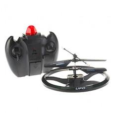 2CH НЛО Самолеты RC Летающий мяч с гироскопом (черный)