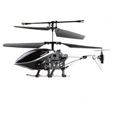 3-канальный черный вертолет 777-170 с гироскопом, управляемый iPhone/iPad/iPod Touch