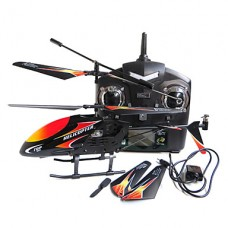 2.4G 3.5CH Сплав RC вертолет с гироскопом