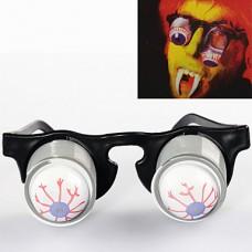 Страшно Глазное яблоко Падение Глазные яблоки очки Косплей &amp- Розыгрыш Опора