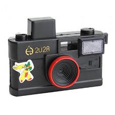 трюк ваш другу шприц игрушечной камеры (2 штуки)