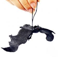 Реалистичные страшное Реалистичного большая летучая мышь Розыгрыш (13.2x4.8x5cm, случайный цвет, 1шт)