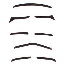 5-стиль бороды опорой для Хеллоуин костюм участника
