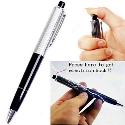 2in1 ударной вы другу электрическим током и написание Шариковая ручка розыгрышей
