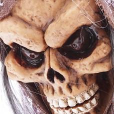 Голова Призрака Игрушка для Хэллоуина (случайный цвет)