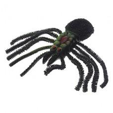 Страшно Lifelike Большая игрушка Squeeze Паук с Sound Effect