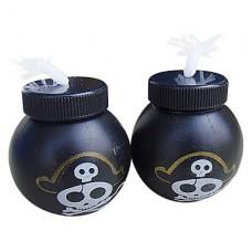 1шт пираты шаблон мины сопли клей (случайный цвет)