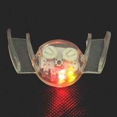 Светодиодный проблесковый Рот свет (Random Color)