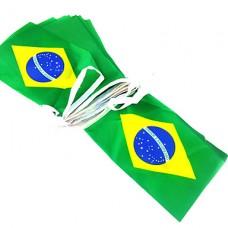 Бразилия национальный флаг-повесить флаги