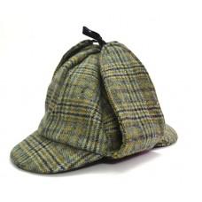 Шапка Шерлока Холмса, Шляпа охотника на оленей, зеленая