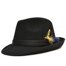 Тирольская шляпа из фетра
