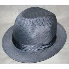 Шляпа летняя фетровая