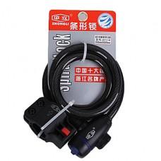 Отлично Прочная сталь кабель катушки велосипедов Security Lock