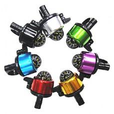 Велосипед колокол с компасом (Assortted цвета)