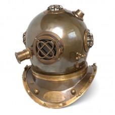 Морской водолазный шлем